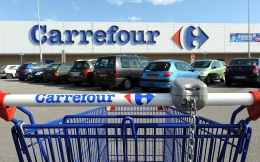 carrefour supermarchés sans caisse 2019