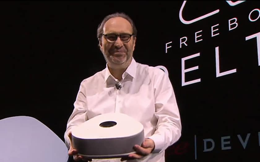 freebox v7 delta one fait sauter serveurs free