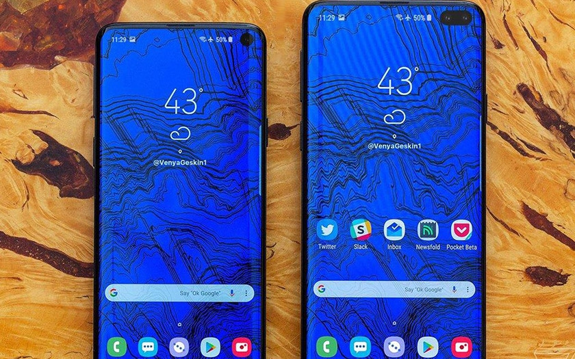 galaxy S10 samsung recharge rapide graphène