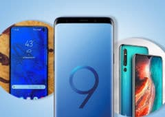 galaxy S9 android pie galaxy S10 recharge rapide huawei P30