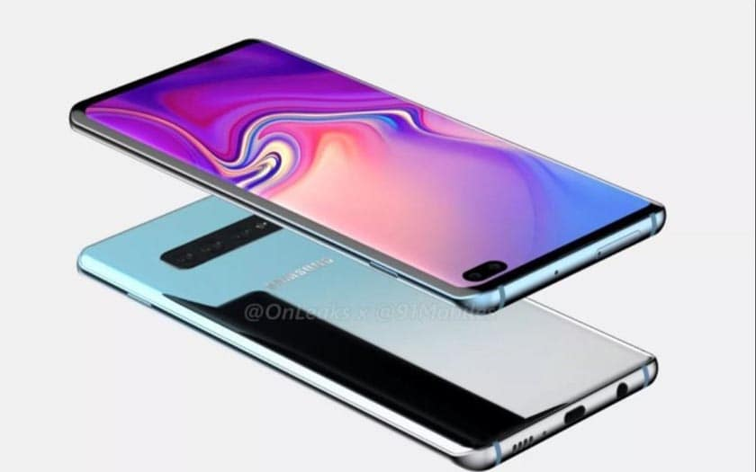 galaxy s10 production