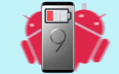 galaxy s9 android pie ruine autonomie batterie