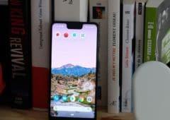 google pixel 3 xl ecran