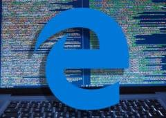 google saboté microsoft edge