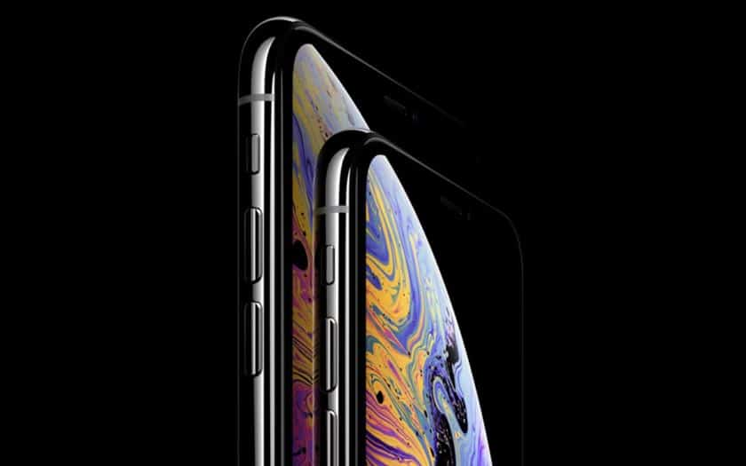 iphone xs ecran