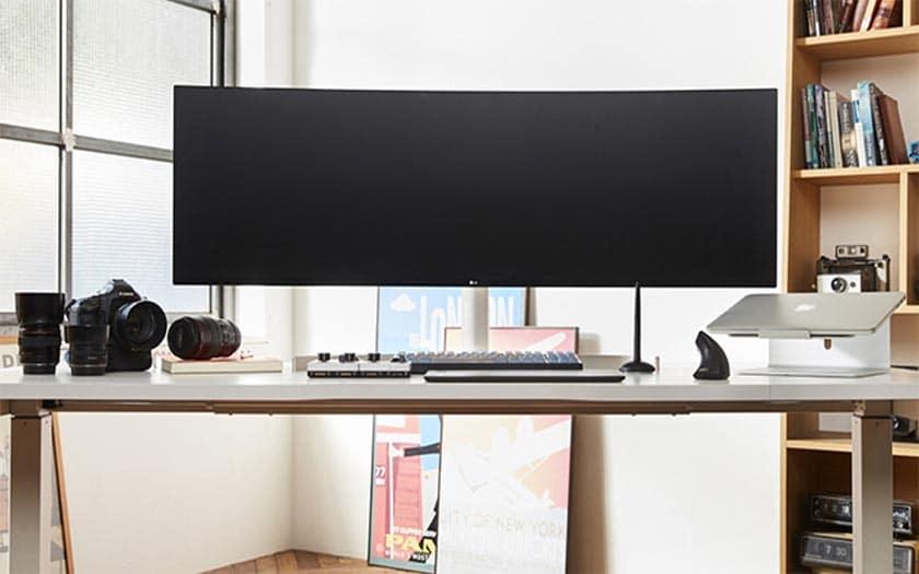 lg 49 pouces tv