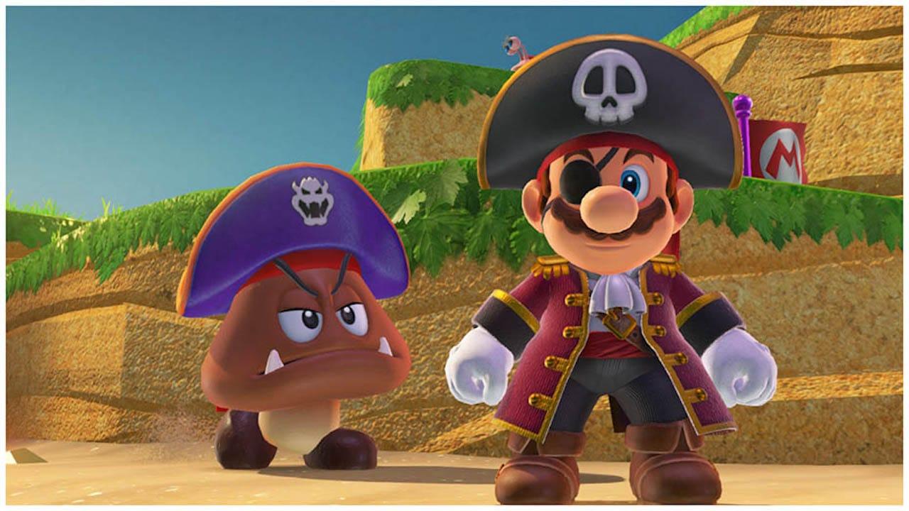 nintendo pirates