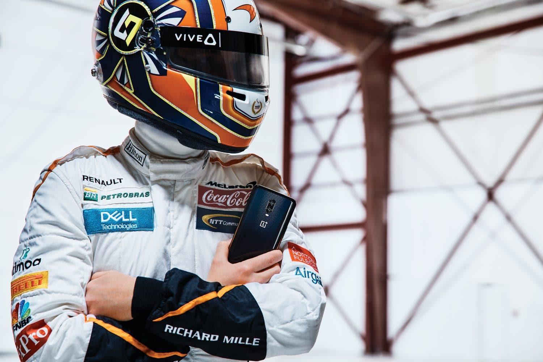 oneplus 6t McLaren edition date sortie