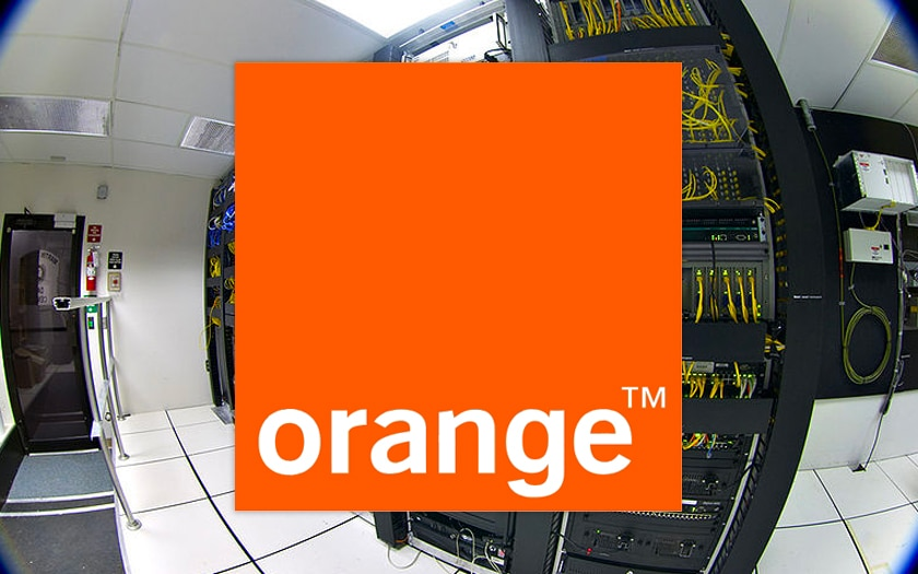 orange infrastructure reseau