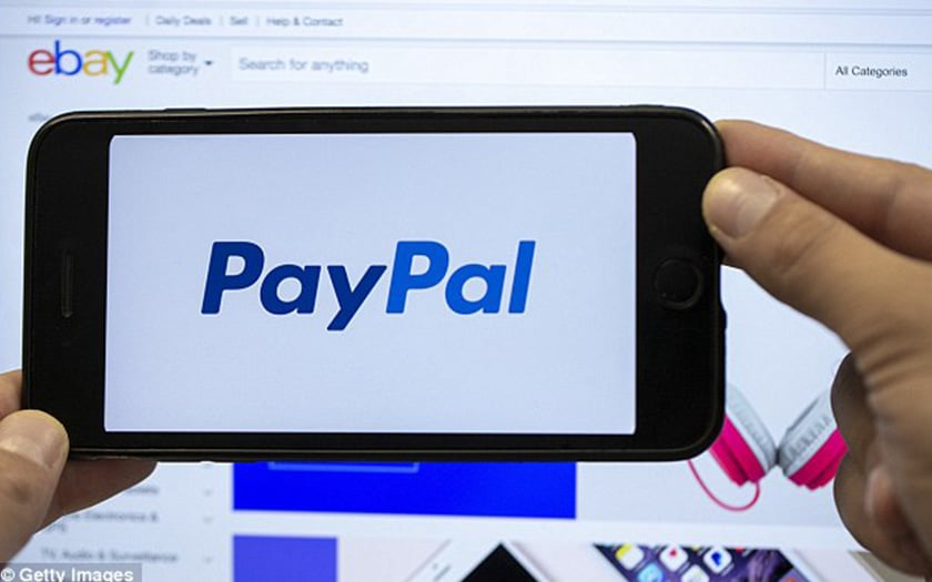 paypal malware android