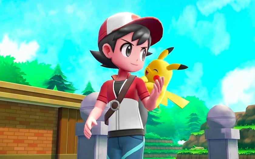 Pokemon Let's Go comment transférer vos Pokémon Go