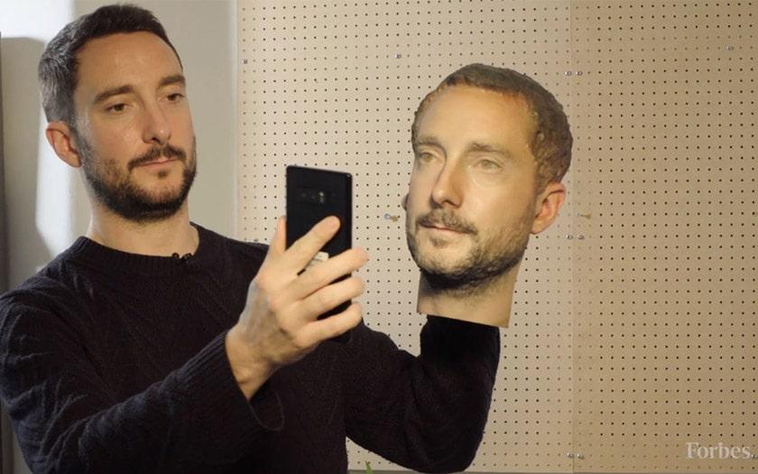 reconnaissance faciale smartphones android trompé pas iphonex