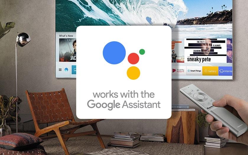 samsung smart tv google assistant