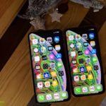 test iPhone xr xs max