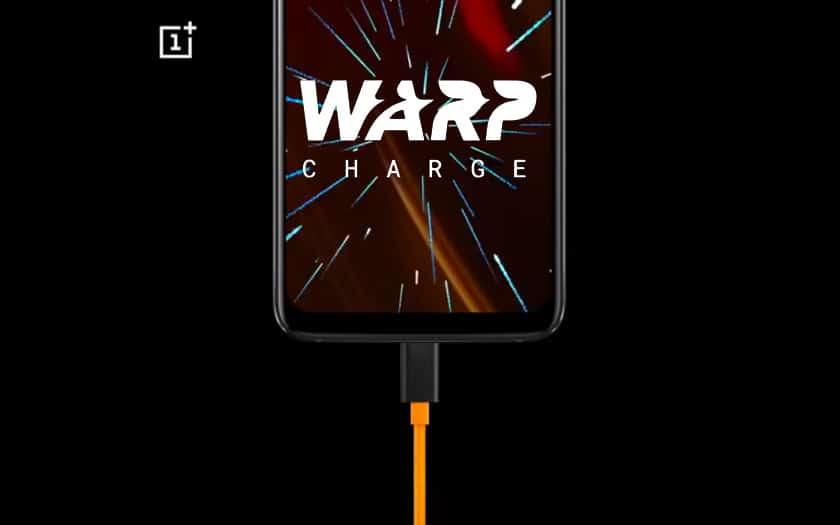 warp charge 30