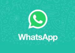 whatsapp mise a jour