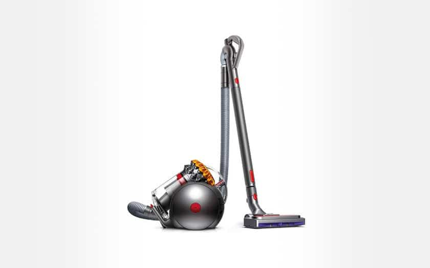 Aspirateur sans sac dyson big ball allergy 2