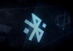 Bluetooth écran