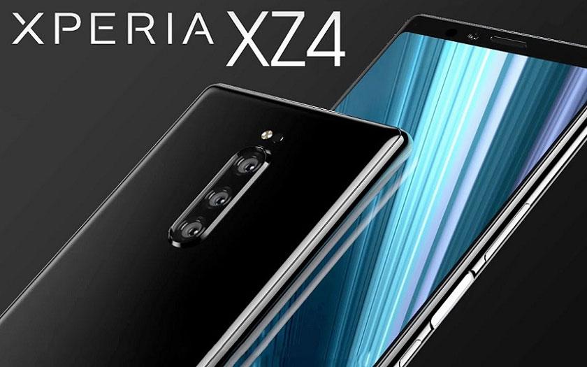 Xperia XZ4 image