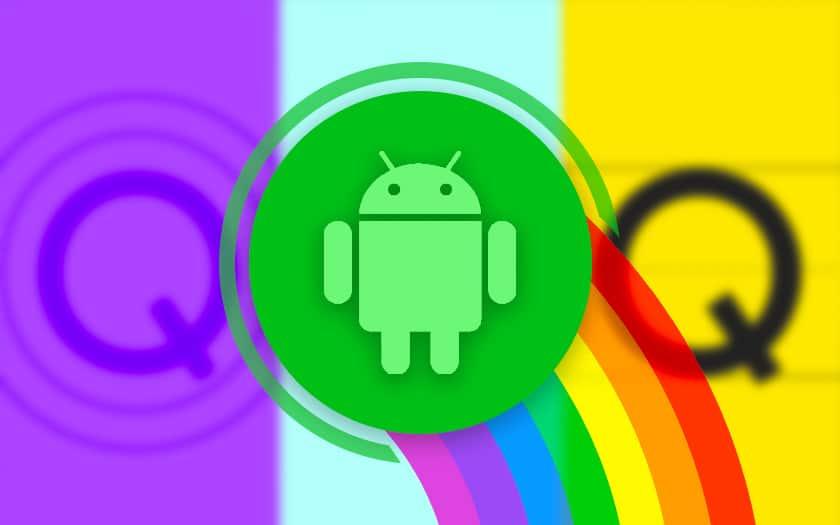 Quelles sont les nouveautés d'Android Q