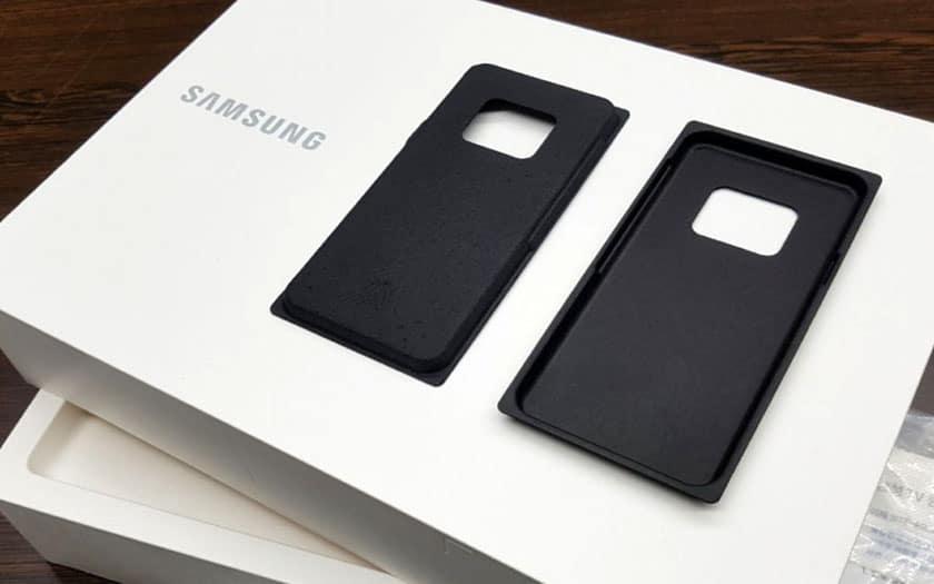 Samsung veut rendre ses emballages éco-responsables