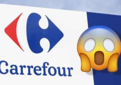 carrefour offre bon facebook whatsapp arnaque
