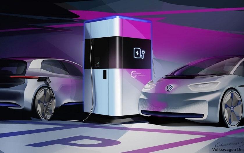 Chargeur mobile Volkswagen