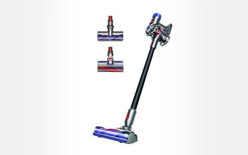 Dyson aspirateur v8 absolute black