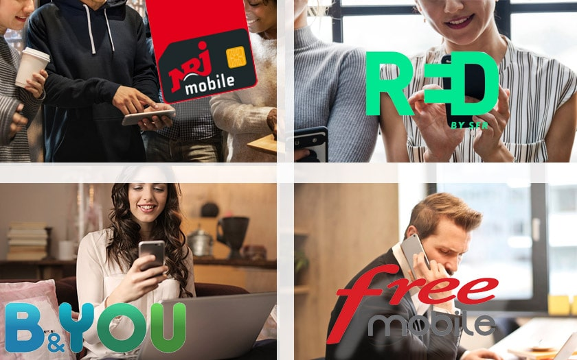 promos forfait mobile 2019
