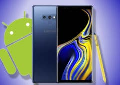 galaxy note 9 android pie disponible