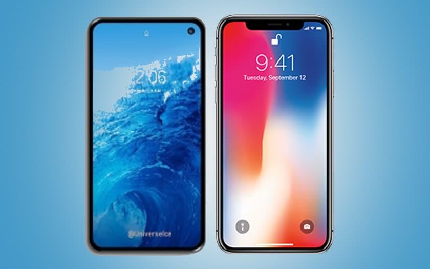 Galaxy S10 : d'après ce benchmark, il est moins puissant que l'iPhone X !