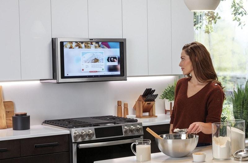 GE kitchen hub image