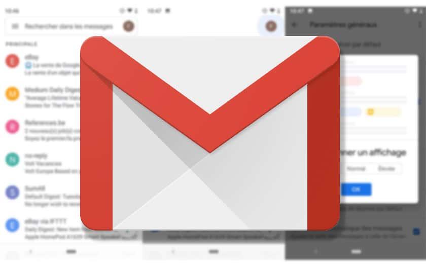 gmail v91 interface disponible téléchargez apk