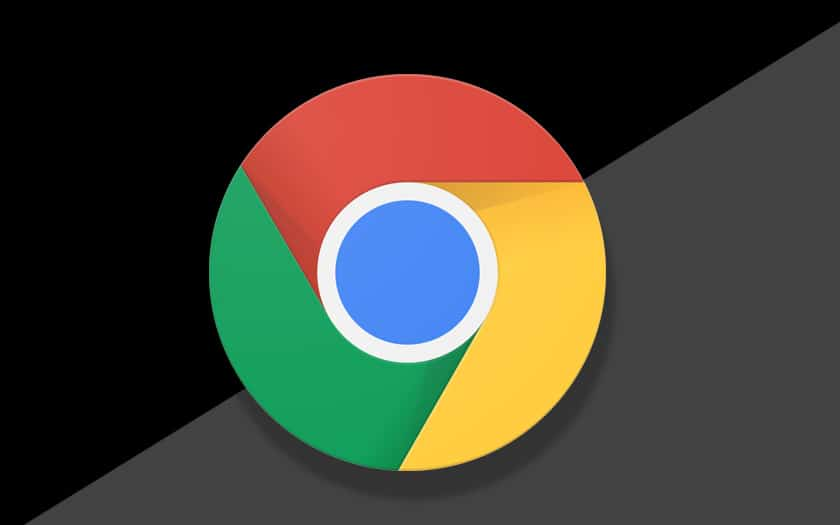 google chrome mode sombre android