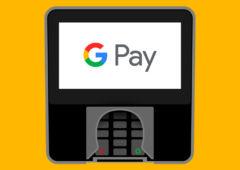 google pay comment faire