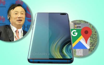 googlemaps radars galaxy s10 recharge rapide huawei espion chinois