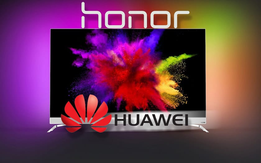 huawei honor smart tv 2019