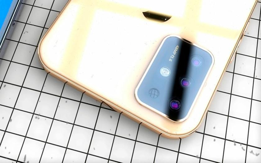 L'iPhone XI ou 11 pourrait ressembler à cela