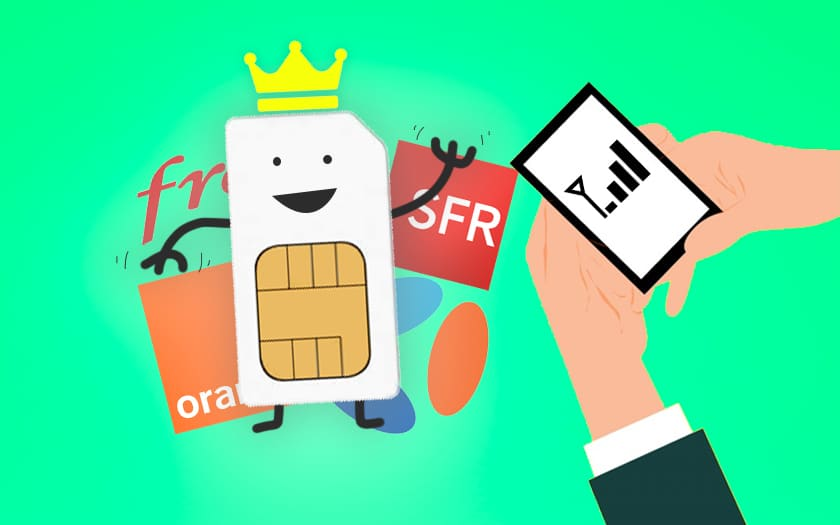 Quel opérateur a le meilleur réseau mobile en France