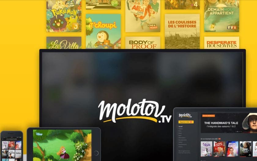 molotov tv altice sfr