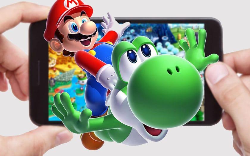 Nintendo promet des jeux à succès pour smartphones