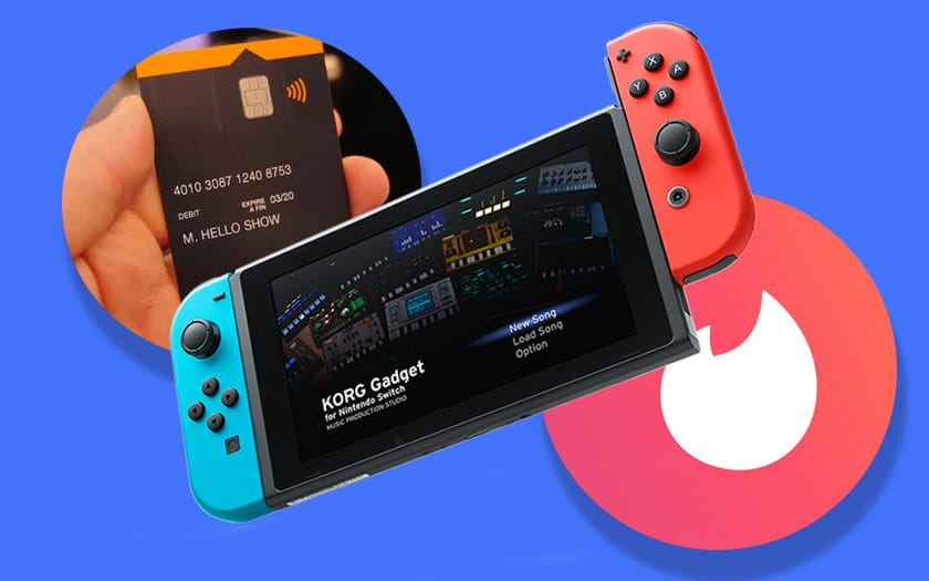 nintendo renoncer consoles panne tinder carte visa premium orange bank