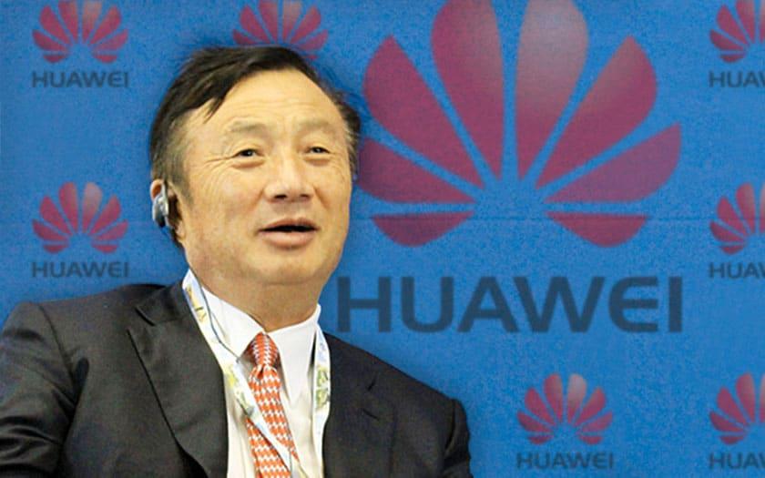 Président Huawei