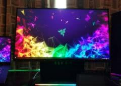 Razer Raptor écran Pc gamer