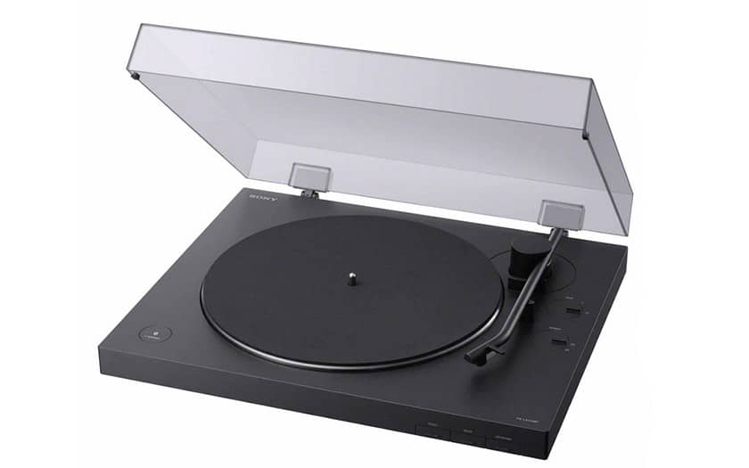 sony vinyle blueooth