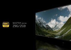 Sony Z9G 8k