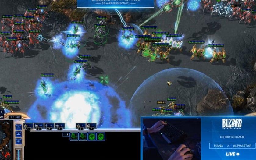 Starcraft 2 DeepMind