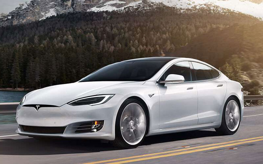 Tesla Model S 100