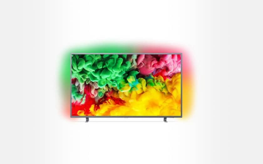 tv philips 4K UHD 165 cm