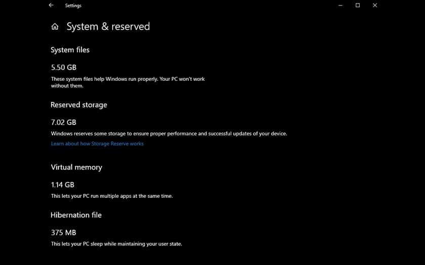 windows 10 prochaines versions 7go PC